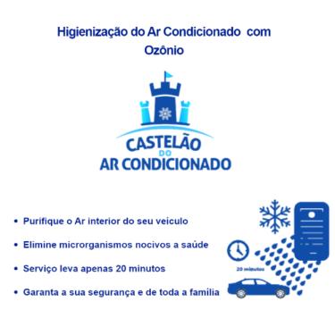 Castelão do Ar, banner ozônio, transparente, 500X500 px